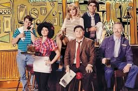 modern family cast recreates classic tv shows for the