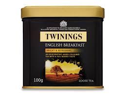breakfast tea caddy