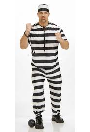 Convict Halloween Costumes Prisoner Halloween Favorites