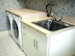 Sink For Laundry Room Laundry Room Utility Sink Concrete Sink Refinishing With Happy