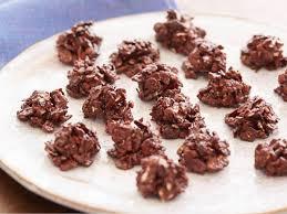 matzah farfel chocolate matzo farfel haystacks recipe food network