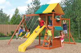 climbing frames australia wooden climbing frames with swings u0026 slides