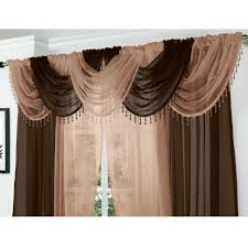 Jcpenney Valances And Swags by Living Room Living Room Curtains With Attached Valance Valances