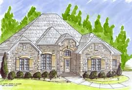 french country ranch house plans one story house design and office
