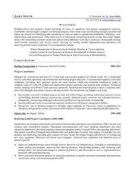 project coordinator resume project coordinator resume template premium resume sles