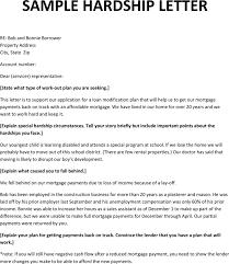 download sample hardship letter for mortgage for free tidyform