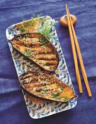 cuisine des aubergines aubergines dengaku pour 4 personnes recettes à table