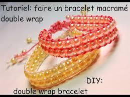 double wrap bracelet images Tutoriel faire un bracelet double wrap diy double wrap bracelet jpg