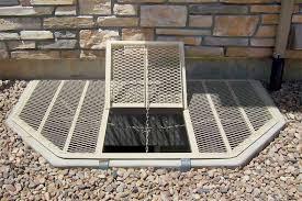 window well denver colorado covers egress window wells