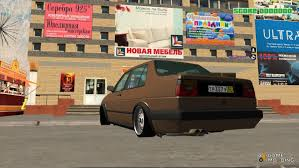 modified volkswagen jetta volkswagen jetta mk2 for gta san andreas