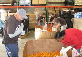 thanksgiving food bank volunteer pantry helping hands pantry
