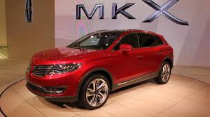 lincoln 2017 crossover 2016 lincoln mkx debuts at detroit auto show autoweek