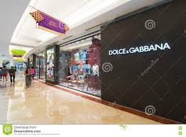 Suria Klcc Floor Plan by Dolce U0026gabbana Store In Suria Klcc Mall Kuala Lumpur Editorial
