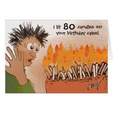 funny 80th birthday cards greeting u0026 photo cards zazzle