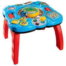 thomas the tank activity table amazon com thomas activity table toys games