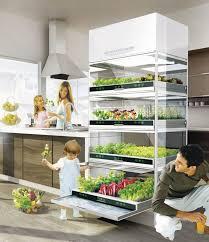 Future Kitchen Design Garden U0026 Landscaping Interesting Led Kitchen Garden Supporting