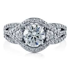 halo engagement ring settings only wedding rings 3 ring mountings 3 ring settings only
