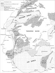 Map Of Western Africa by Pan African Tectonic Evolution And Glacial Events Registered In