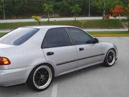 Honda Civic Lenght Fotten Gaga 1995 Honda Civicdx Sedan 4d U0027s Photo Gallery At Cardomain