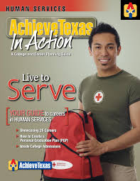 human services by achievetexas college u0026 career initiative issuu