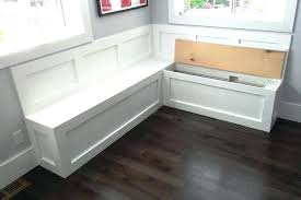 corner kitchen table with storage bench corner bench seating corner bench seating with storage home best