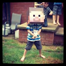 choose to host an epic minecraft party choose awesome