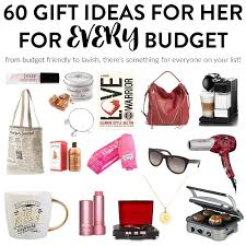 gift ideas for her to fit every budget new for 2016 yellow