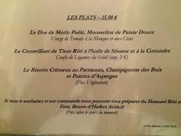 cours de cuisine biarritz les plats picture of le clos basque biarritz tripadvisor
