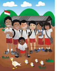 film kartun anak sekolah photos gambar kartun anak sd drawings art gallery
