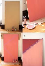 mur chambre ado diy bricolage deco chambre ado fille mur motivation diy panneau