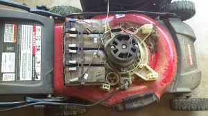 hanix diy public repairing my craftman electric lawn mower