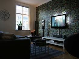 living living room modern apartment decorating ideas tv