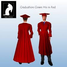 graduation gown second marketplace km graduation gown his in