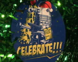 doctor who ornament etsy