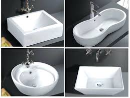 above counter kitchen sinks kitchen and bathroom sinks gt above