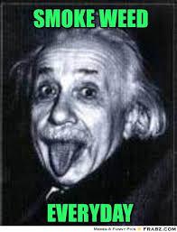Albert Einstein Meme - smoke weed everyday meme 28 images smoke weed everyday woody