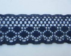 navy blue lace ribbon gold and white lace trim ribbon glitter lace by the yard sparkle 1