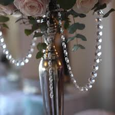 Hanging Decorations For Home by Hanging Crystal Wedding Decorations Wedding Decorations Set Of