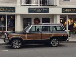 1989 jeep wagoneer interior 1989 jeep grand wagoneer 5 9l v8 auto for sale in manchester ct