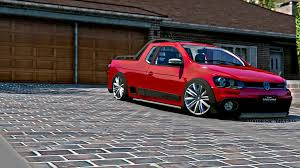 vw saveiro volkswagen saveiro g6 cross gta5 mods com