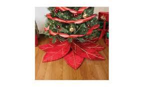 christmas skirt the best christmas tree skirts woman s world