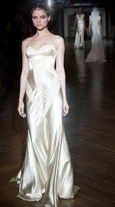 magical deco wedding dresses from 25 silk wedding dresses ideas on boat neck dress