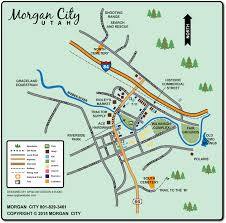 City Of Riverside Zoning Map Morgan City Utah Maps