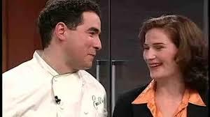 saturday night live thanksgiving dinner skit video ana gasteyer of snl cooks with emeril martha stewart