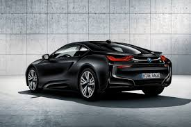 Bmw I8 Tuning - bmw i8 gets protonic frozen black and yellow special editions