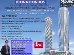 icona condos located in the booming hub of the downtown
