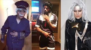 Clint Eastwood Halloween Costume Celebrities Absolutely Nailed Halloween 2016 Costumes