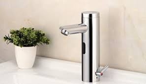 Automatic Bathroom Faucet by U0026 Cold Automatic Sensor 5 3