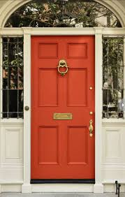 how to choose a front door paint colour style at home