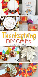 thanksgiving diy crafts mm 179 a wonderful thought